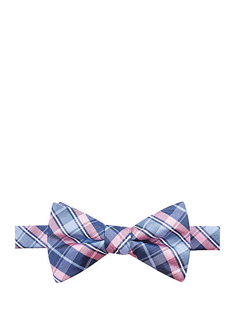 Kelly Stripe Bow Tie
