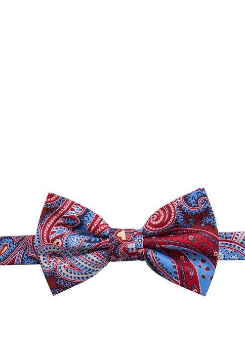 Saddlebred® Paisley Bow Tie