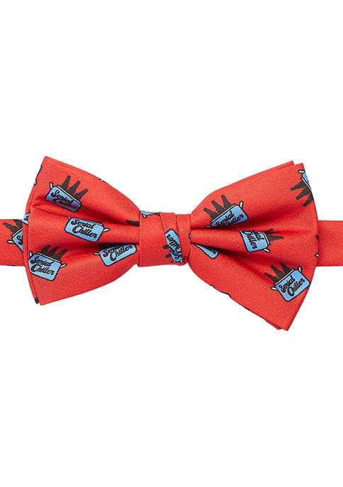 Crown & Ivy™ Serial Chiller Bow Tie
