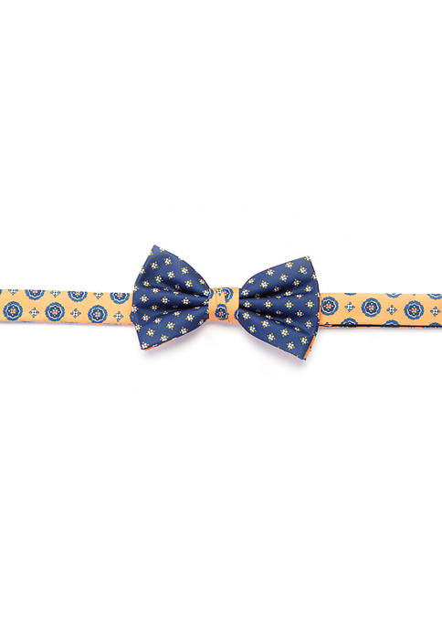 Crown & Ivy™ Macon Neat Print Bow Tie