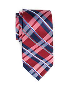 Belmont Plaid Tie