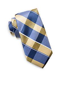 Pollack Plaid Tie