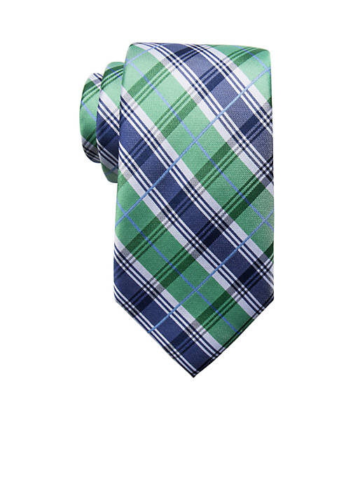 Saddlebred® Arley Plaid Tie