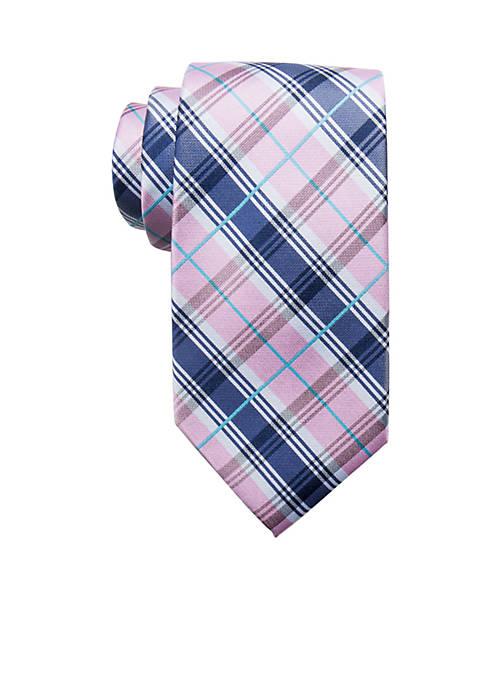 Saddlebred® Arley Plaid Tie