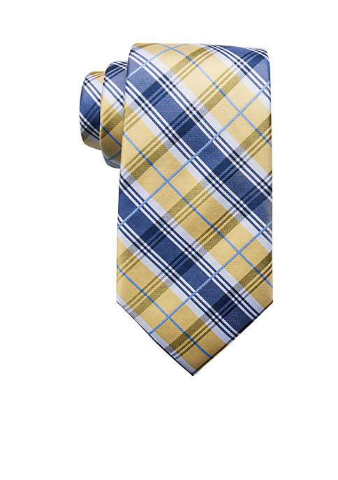 Arley Plaid Tie