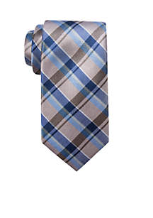 Kendall Plaid Tie
