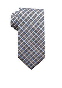 Tupelo Grid Neck Tie