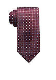 Saddlebred® Neat Grid Tie