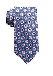 Cady Medallion Tie