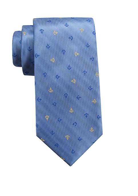 Oswin Anchor Neck Tie