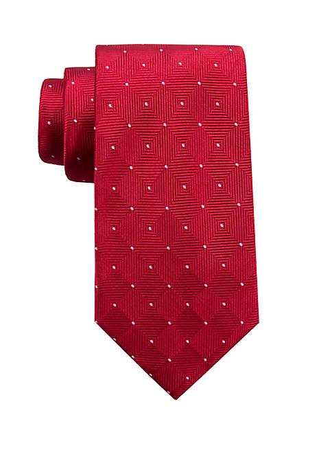 Southwark Pin Dot Necktie