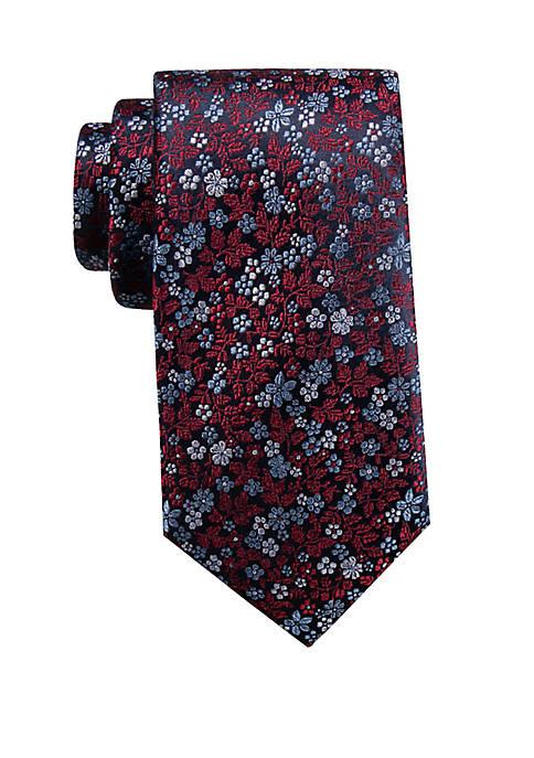 Edmonton Floral Necktie