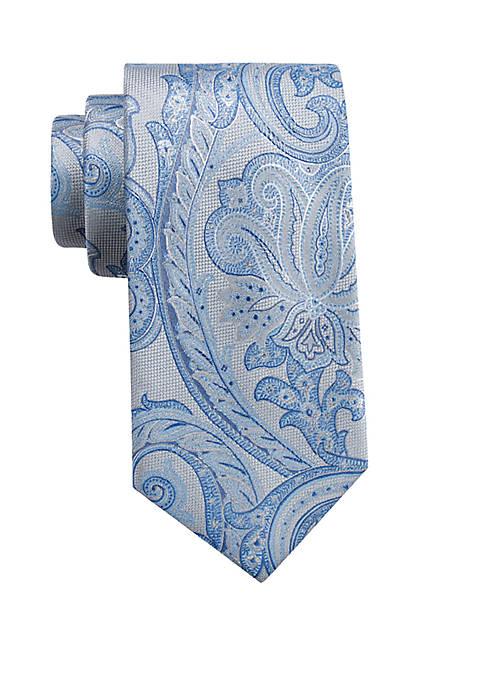 Saddlebred® Ennis Paisley Necktie