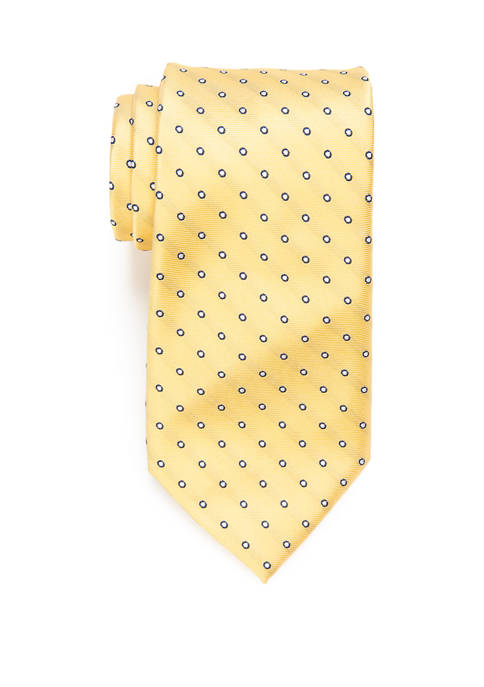 Saddlebred® Bago Circle Dot Tie
