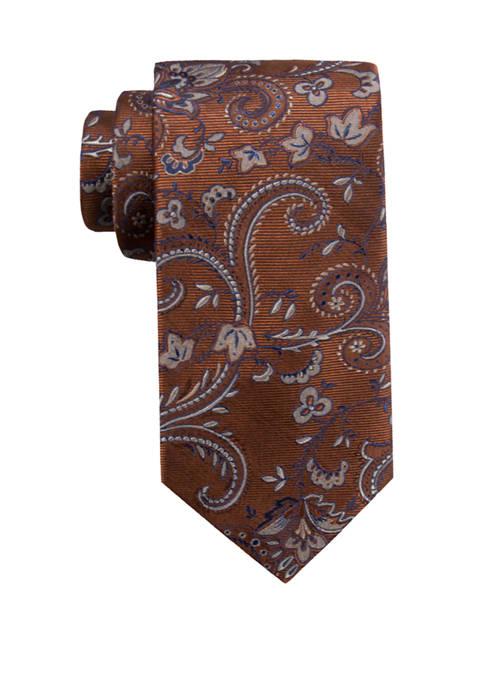Mettawa Paisley Tie