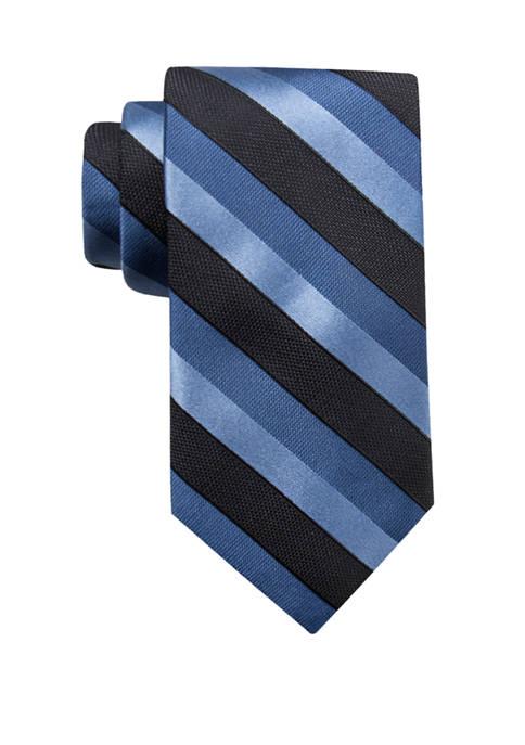 Saddlebred® Mens Hardwin Stripe Necktie