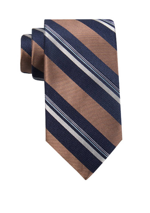 Crown & Ivy™ Mason Stripe Tie