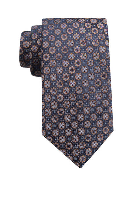 Marcello Medallion Tie