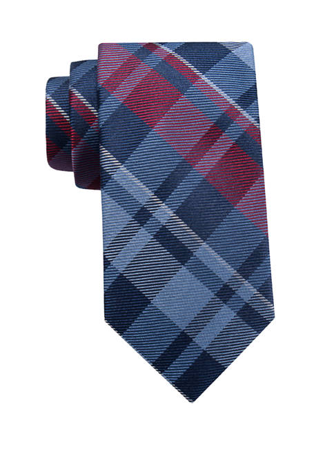 Crown & Ivy™ Bryant Plaid Tie