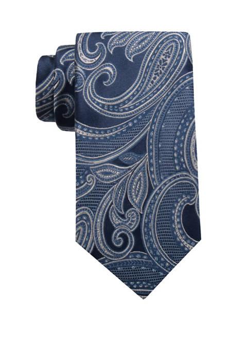 Crown & Ivy™ Neron Paisley Tie