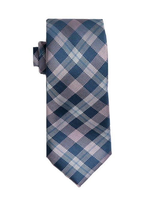 Jeret Check Tie