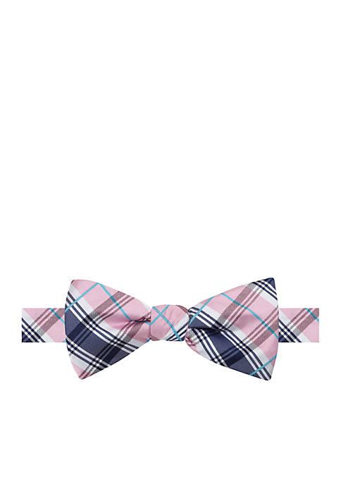 Too Tie Arley Plaid Bow Tie