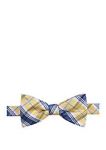 Saddlebred® Too Tie Arley Plaid Bow Tie