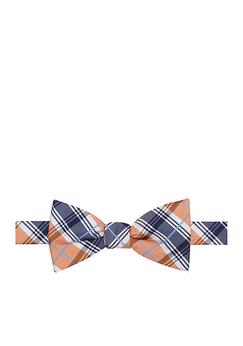 Too Tie Arley Plaid Bow Tie