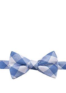 Saddlebred® Malcolm Check Bow Tie