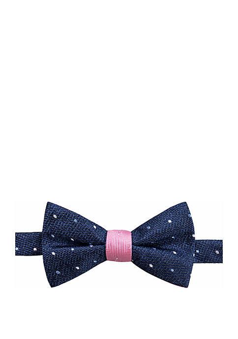 Omari Polka Dot Bow Tie