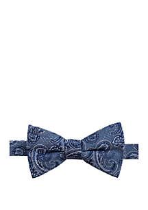Saddlebred® Porter Paisley Bow Tie