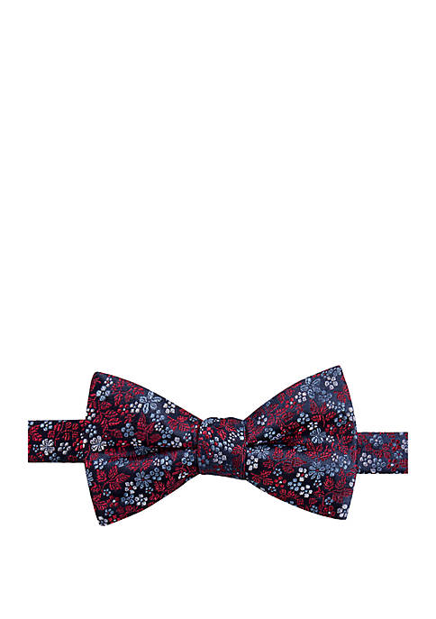 Saddlebred® Edmonton Floral Bow Tie