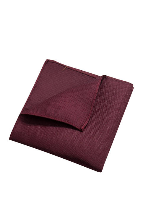 Buxton Solid Pocket Square