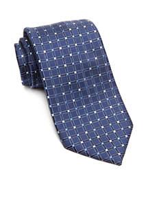 Extra Long Savannah Neat Tie
