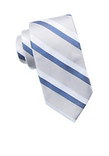 Saddlebred® Saddlebred Extra Long Ashford Stripe Tie