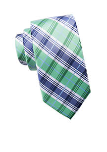 Saddlebred Extra Long Arley Plaid Tie