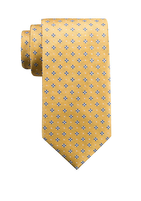 Big & Tall Bexley Neat Extra Long Necktie