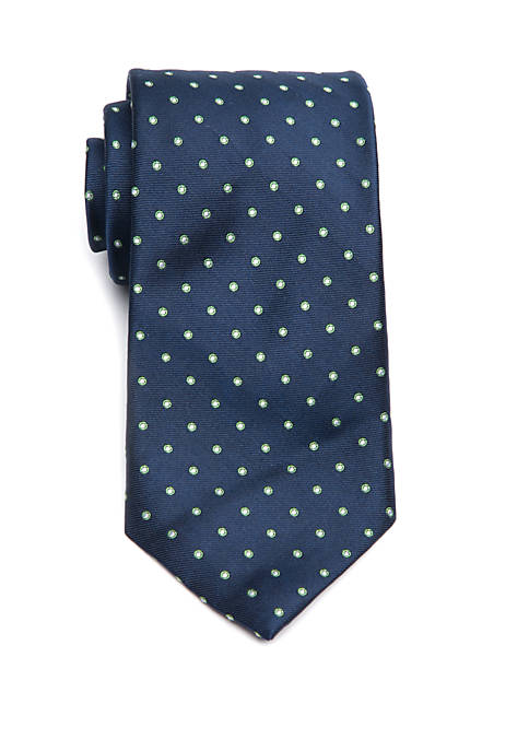 Saddlebred® Big & Tall Circle Extra Long Tie