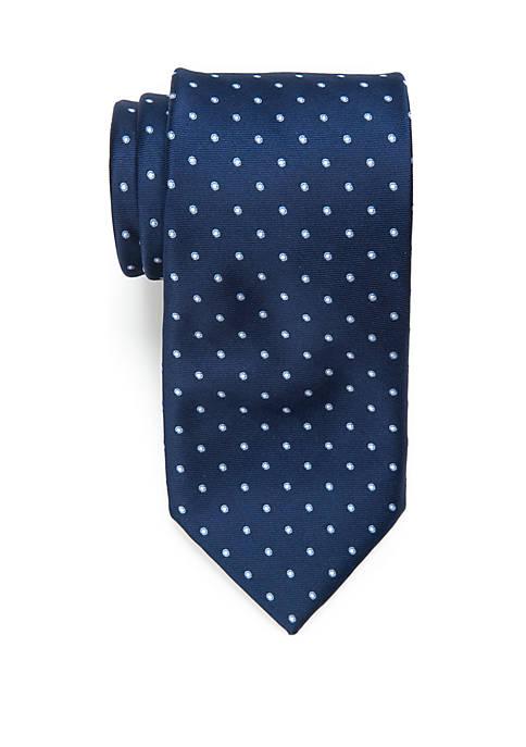 Saddlebred® Big & Tall Circle Extra Long Tie