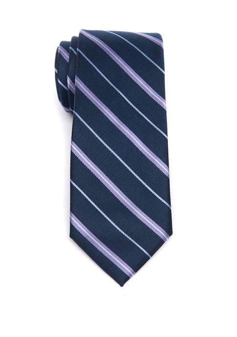 Saddlebred® Big & Tall Extra Long Billings Stripe