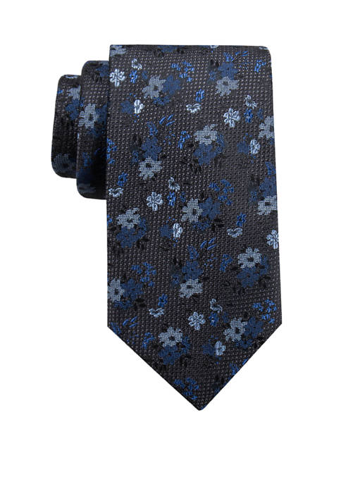 Saddlebred® Big & Tall Calliope Floral XL Tie