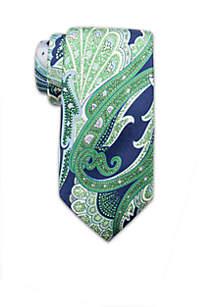 Trafford Paisley Tie