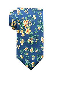 Tulip Floral Neck Tie