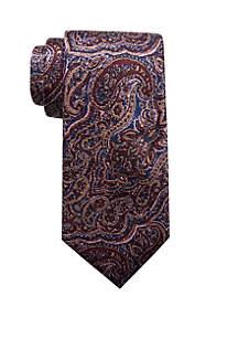 Brewster Paisley Necktie