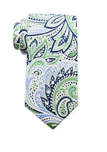 Haven Paisley Print Neck Tie