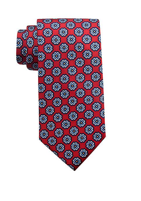 Saddlebred® Conall Medallion Tie