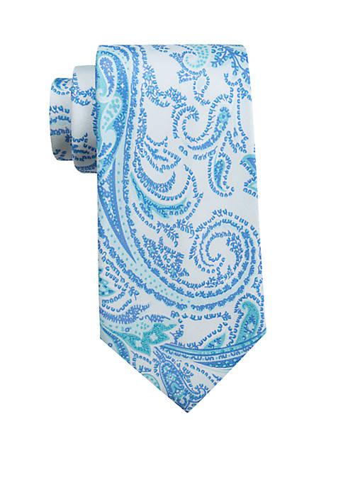 Henrik Paisley Tie