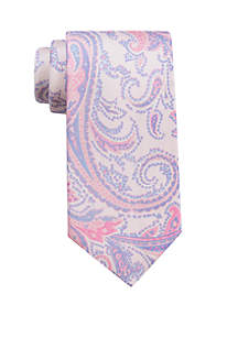 Saddlebred® Henrik Paisley Tie