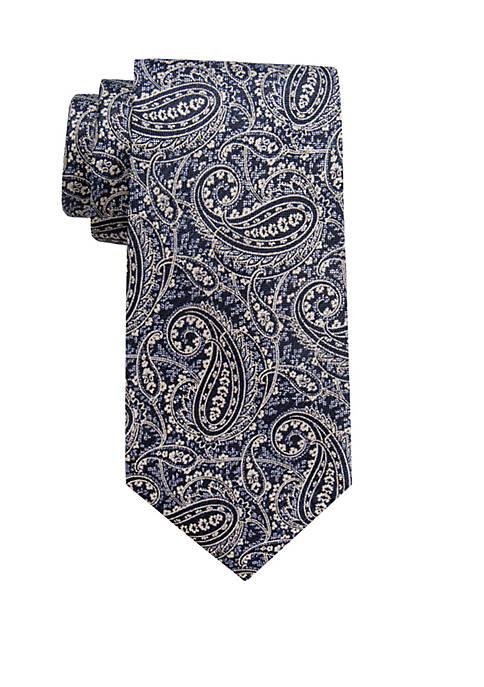 Marston Paisley Tie