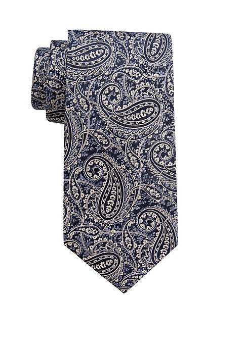 Saddlebred® Marston Paisley Tie